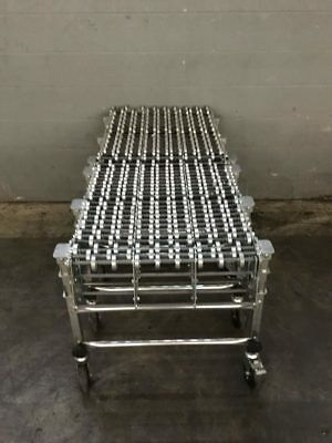 Nesta Flex 376 Skate Wheel Conveyor 17'