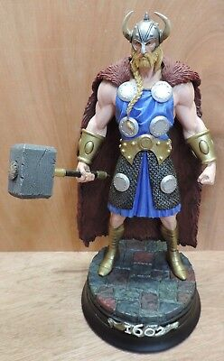 "Marvel Comics Thor 1602 Limited Edition 8"" Statue Diamond Select  LOOSE 2004"
