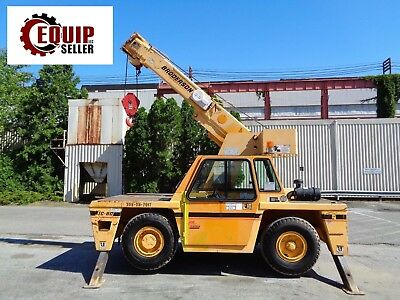 2007 Broderson IC80-1G Carry Deck Crane -17,000 lbs capacity