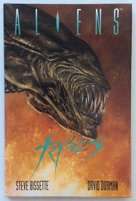 Aliens Tribes GN Hardcover #1-1st (Dark Horse 1992) NM condition.