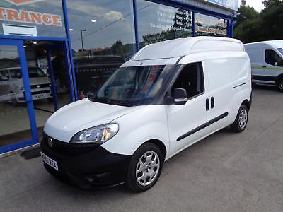 2015 Fiat Doblo Cargo 16V Xl Multijet High Roof .... Panel Van Diesel