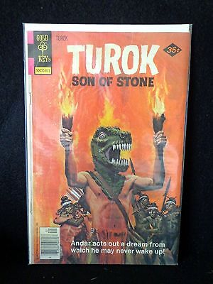 Turok Son Of Stone #87 & #113 Gold Key Comic from the 1970's