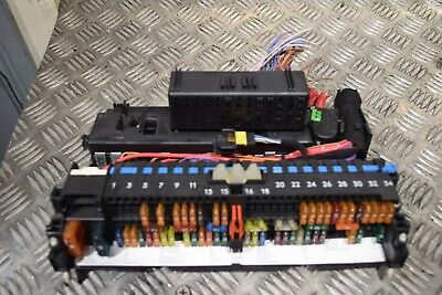Bmw 3 Series E46 Fuse Box 8364542 (L1-8B)