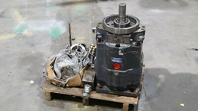 Parker Denison M24 Hydraulic Motor - From Shinn Cutter -  **Nameplate pictured**