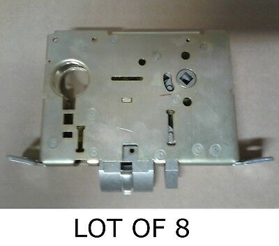 Lot Of 8 Schlage Mortise Lockset L Series Burglary Resistance 1Ya8