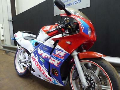 Honda VFR400R NC30 1992 late model with low mileage