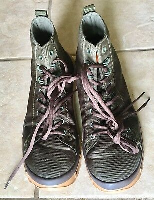 Soft Science Teerafin Wading Fishing Boots Size 12