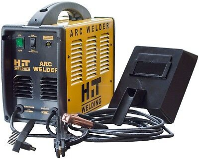 70 Amp 120V ARC Welder-Lightweight, Portable, Easy to Use-Auto or Industrial Use