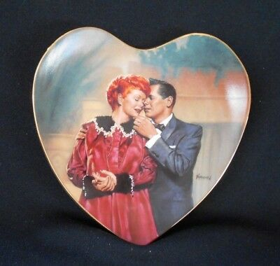 I Love Lucy Collector Plate - Hamilton Collection - 1997 - NEW in PKG