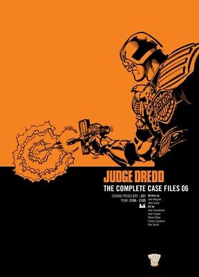 Judge Dredd  Complete Case Files Digital