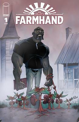 Farmhand #1 Jesse James A Comic Shop Exclusive Variant Guillory Image Chew