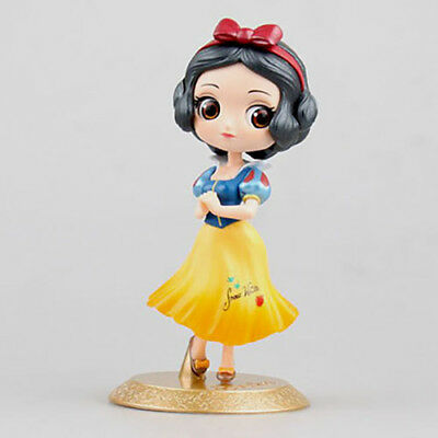"""Q posket 6"""" Disney Characters Special Coloring vol. 1 Figure Snow White no box"""