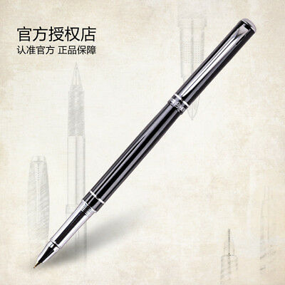 Hero 448 Black Thin Metal China Fountain Pen Extra Fine Nib 0.38mm Writing Gifts