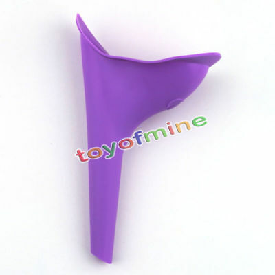 She Wee Female Womens Portable Urinal Urine Funnel Camping Travel Toilet