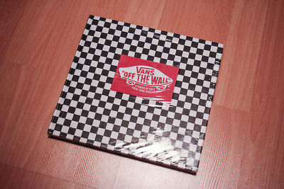 """VANS Book """"Off The Wall"""" Stories Of Sole Hardcover New Skateboard Shoes Bio"""