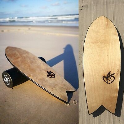 Balance Board delivery available handmade Byron bay quality birch wood