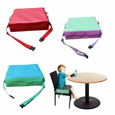 Detachable Children Kids Dining Chair Booster Cushion Seats For Baby Chairs TU