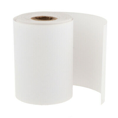 57mm White Thermal Transfer Label Adhesive Sticker Alcohol Proofing