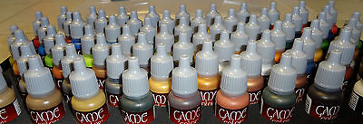 20 X Vallejo Game Color Starter Bundle Any 20 17Ml Paints