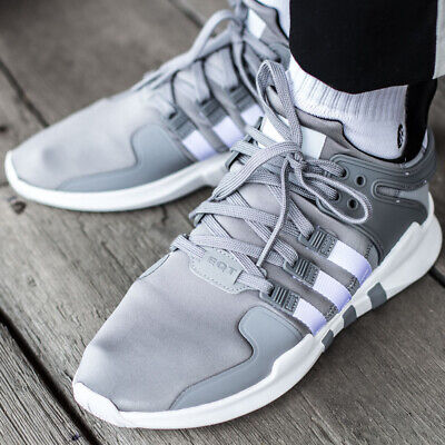 new style 56047 506b5 ADIDAS EQT SUPPORT ADV sneaker chaussures hommes sport loisir gris basket  B37355