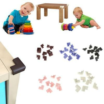 10x Safety Corner Cushion Edge Furniture Protectors Soft Table Cover for Baby
