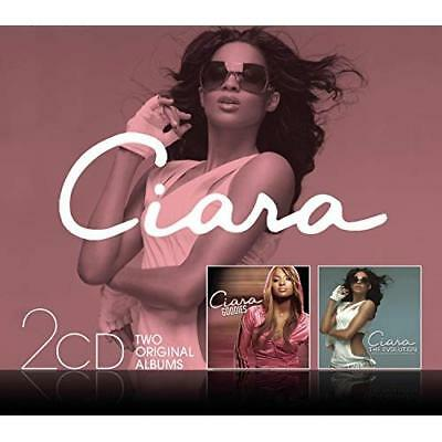 Goodiesthe Evolution By Ciara On Audio CD Album 2010 Disc Only