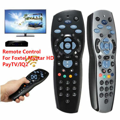 New Aussie Foxtel Replacement Remote Control For Foxtel Mystar HD PayTV IQ2 IQ3