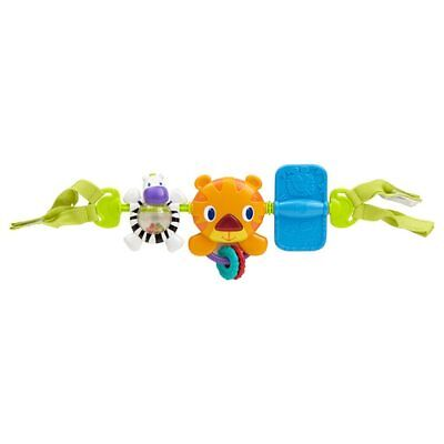 NEW Bright Starts Take Along Carrier Toy Bar