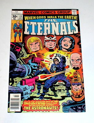 """The Eternals  #13 Jack """"king"""" Kirby  1St Appearance Of The Forgotten One!"""
