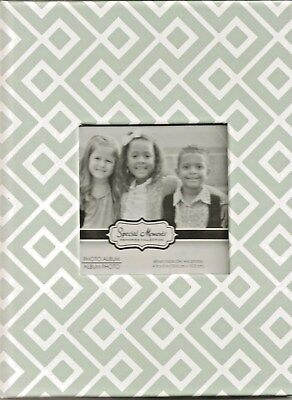 1-Special Moments~Photo Album~Hard Back~Holds-24-Photos~Slip In 4x6-Size~WOW