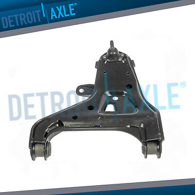 Front Left Lower Control Arm + Ball Joint for Chevy Blazer GMC Jimmy S10 4WD