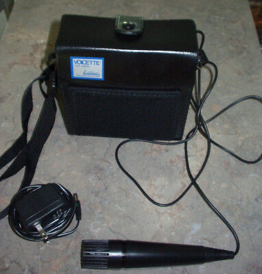 Voicette Portable PA System    FREE SHIPPING