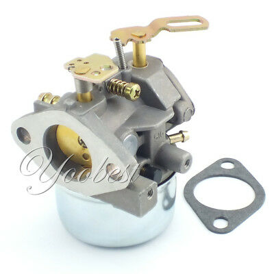 Carburetor Tecumseh 640349 640052 640054 640058 640058A HMSK80 HMSK85 Snowblower