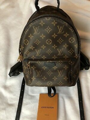 c7606f12907 NWT LOUIS VUITTON Palm Springs Mini Backpack in Reverse Monogram ...