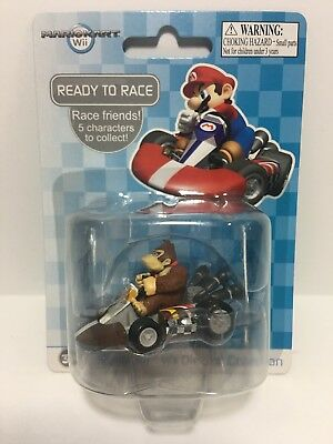 NEW in Unopened package Mario Kart Wii Diecast Collection DONKEY KONG MarioKart