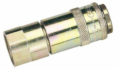 "1/2"" FEMALE THREAD PCL PARALLEL AIRFLOW COUPLING - For use with standard BSP for"