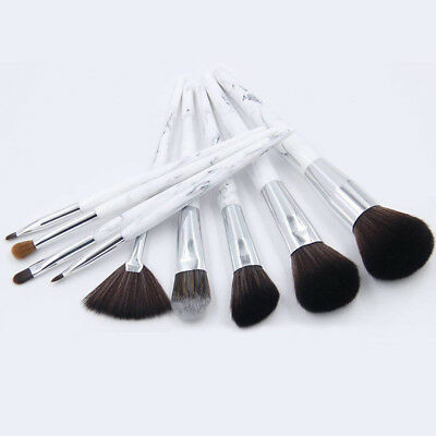 10 Pcs Toothbrush Makeup Brushes Tool Face Powder Foundation Eyeshadow Brush Set