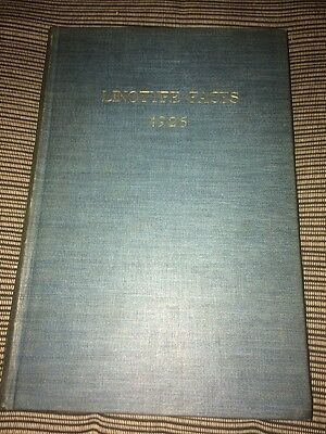 Litno Type Faces 1926. Printing Book Vintage