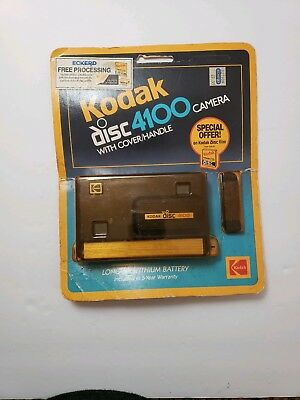 Kodak Disc 4100 Vintage Disc Camera - Brand new in box!! Offers taken!