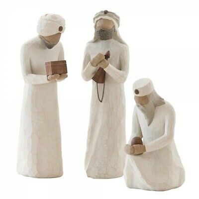 Willow Tree Nativity THE THREE WISE MEN 26027 New