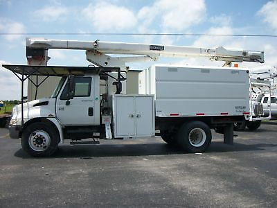 2005 International 4300 Chip Dump Chipper Trucks