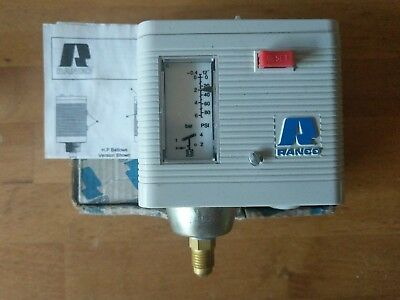 Ranco Pressostat O16 6705 - New Unused Air Compressor Control