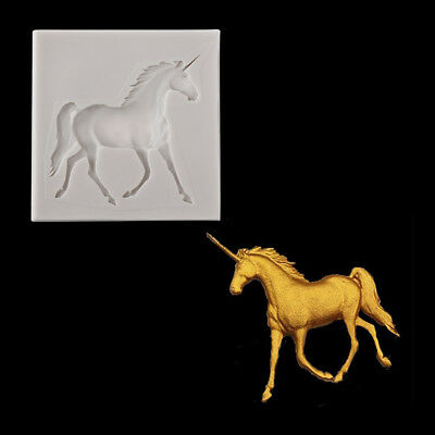 Silicone Mould- Unicorn Horse