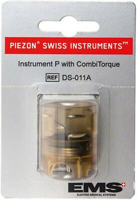EMS Perio Instrument Tip Scaling Insert for EMS Scaler DS-011A CombiTorque