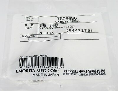 Contrary Electrodes/Lip Clips for Morita Root ZX Apex Locator Canal Measurement