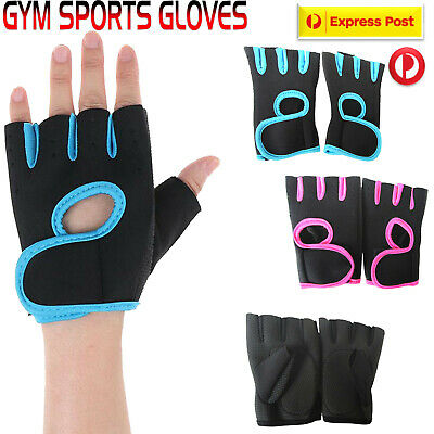 Weight Lifting Gloves Men Women Exercise Training Workout Fitness Gym Sports