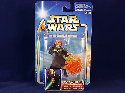 Star Wars Saesee Tiin Episode II Attack of the Clones #20 Trilingual Card AOTC