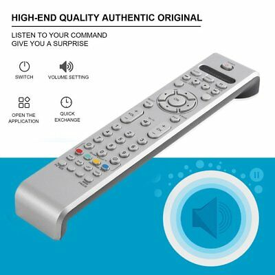 Universal Smart Remote Control Replacement for Philips TV/DVD/AUX/VCR Control