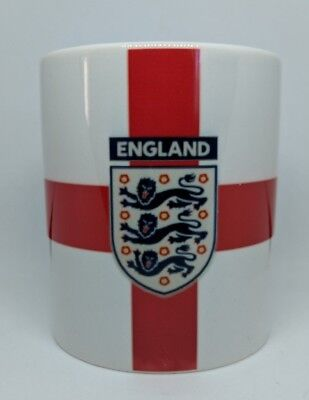 England Mug - World Cup 2018 - Option to be Personalised - Other Teams Available