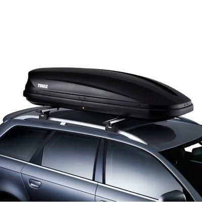 thule dachbox trip xl black schwarz 620 eur 485 00. Black Bedroom Furniture Sets. Home Design Ideas